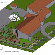 Community gardens on church grounds?