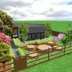 Libertas Food Gardens - Garden designer Melbourne