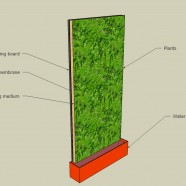 Vertical gardens, green walls and living wall… what's all the hype about?