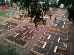 Libertas Gardens - Cultivating Community Community Garden Refusrbishment